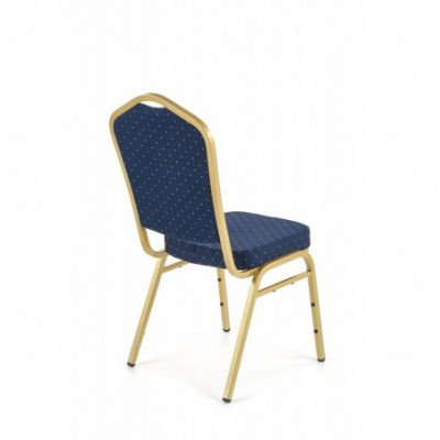 K66 krzesło niebieski,...