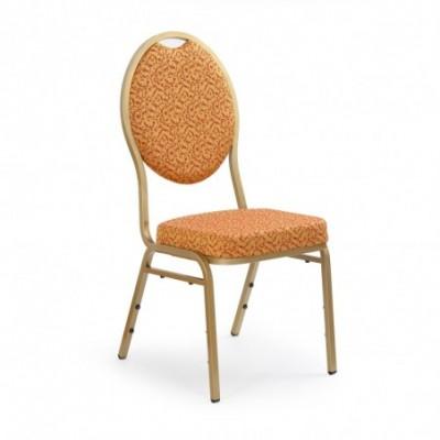 K67 krzesło złoty (1p_1szt)