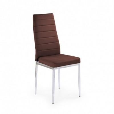 K70C new krzesło brązowy...