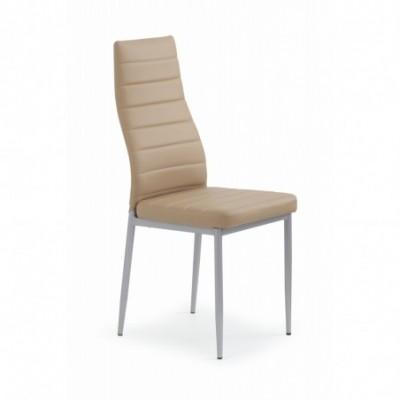 K70 krzesło jasny brąz...