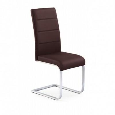K85 krzesło brązowy (1p_4szt)