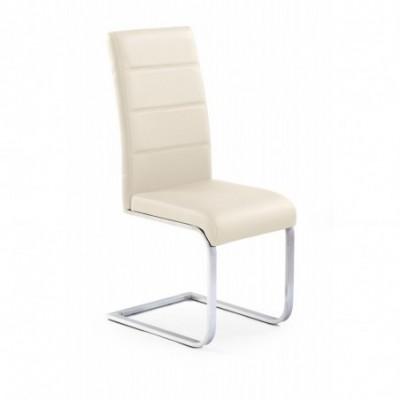 K85 krzesło ciemny krem...