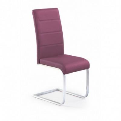 K85 krzesło fioletowy...