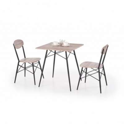 KABIR kwadrat zestaw stół +...