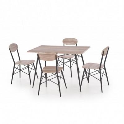 KABIR prostokąt zestaw stół...