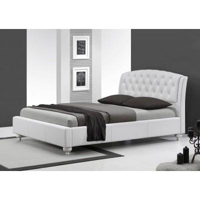 Łóżko SOFIA białe