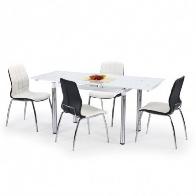 L31 stół rozkładany biały...