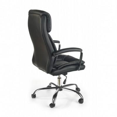 LEON fotel gabinetowy czarny