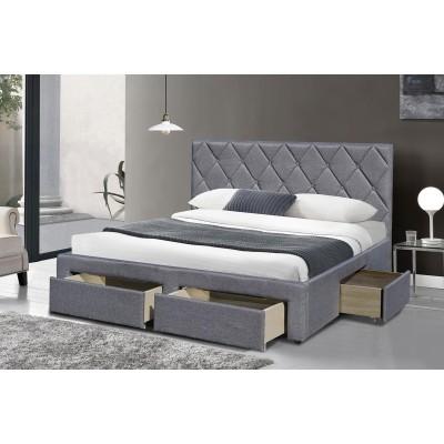 Łóżko BETINA z szufladami...