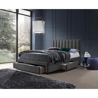 Łóżko GRACE z szufladami -...