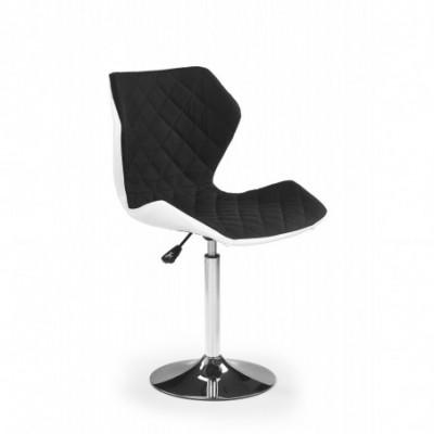 MATRIX 2 fotel biało-czarny...