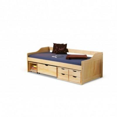 MAXIMA łóżko sosna (2p_1szt)