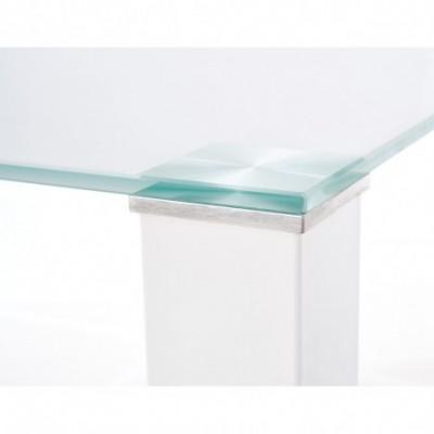 MERLOT PROSOTKĄT stół biały