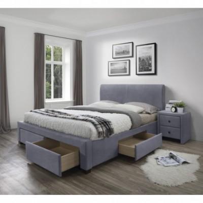 MODENA 3 łóżko z szufladami...