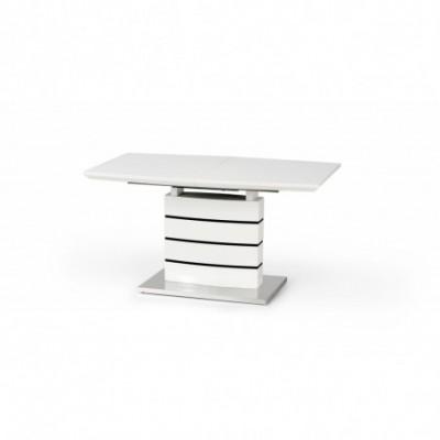 NORD stół biało-czarny...