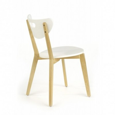 PEPPI krzesło biały