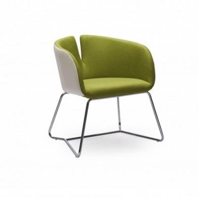 PIVOT fotel zielony
