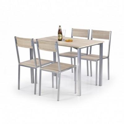 RALPH zestaw stół + 4...