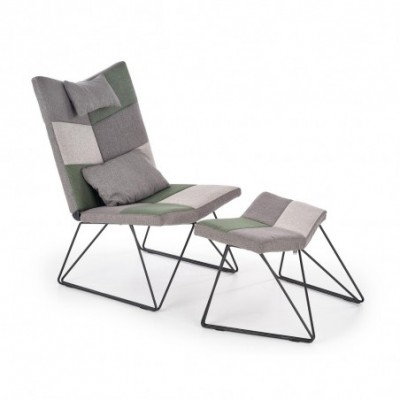 REMIX fotel wypoczynkowy z...