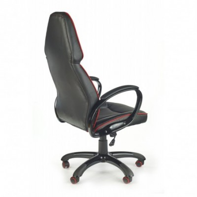 RUBIN fotel gabinetowy czarny