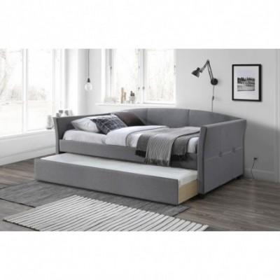 SANNA łóżko dwuosobowe z...