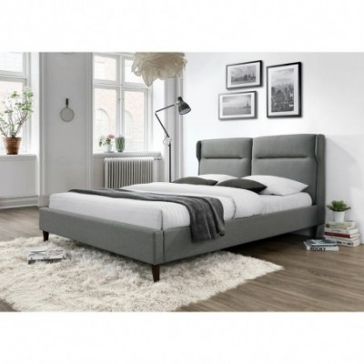 SANTINO łóżko popiel (2p_1szt)