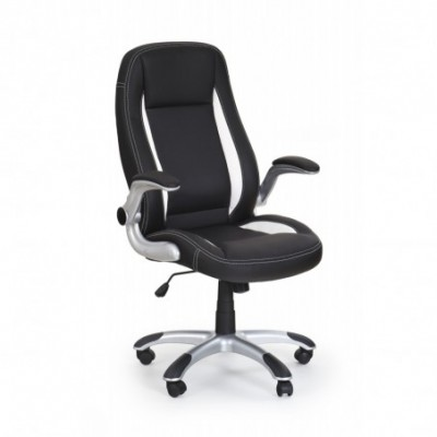 SATURN fotel gabinetowy czarny