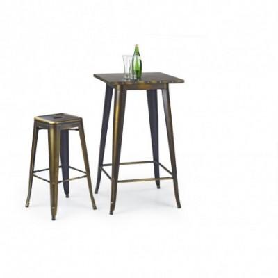 SB8 stół barowy metalowy...