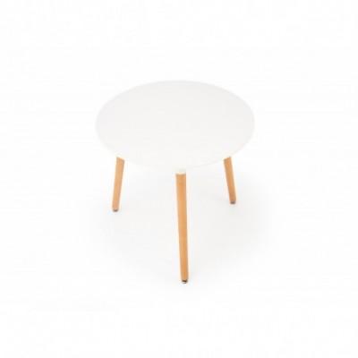 SOCRATES OKRĄGŁY stół biały