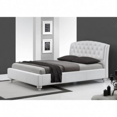 SOFIA łóżko biały (3p_1szt.)
