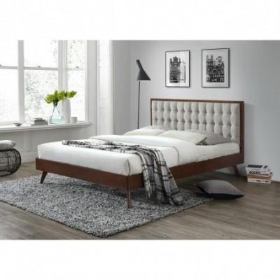 SOLOMO łóżko beżowy /...