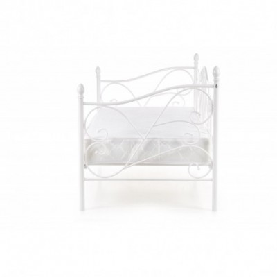 SUMATRA łóżko białe (1p_1szt)