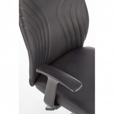 TOLIO fotel gabinetowy czarny