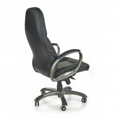 TRAVIS fotel gabinetowy czarny