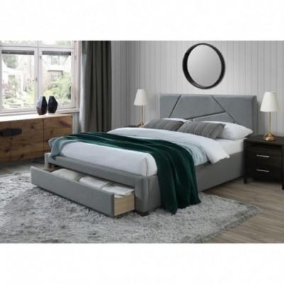 VALERY łóżko 160 cm z...