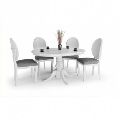 WILLIAM stół biały (2p_1szt)