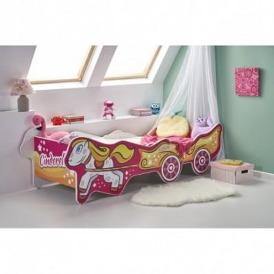 CINDERELLA łóżko z...