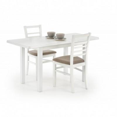 DINNER 120/158 stół biały...