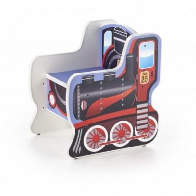 LOKOMO fotelik lokomotywa...