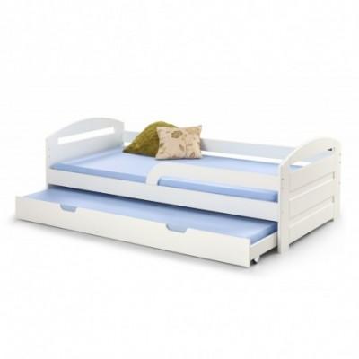 NATALIE 2 łóżko białe...