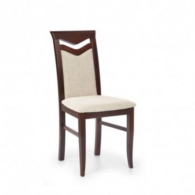 CITRONE krzesło ciemny...
