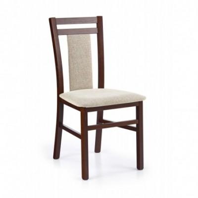 HUBERT8 krzesło ciemny...