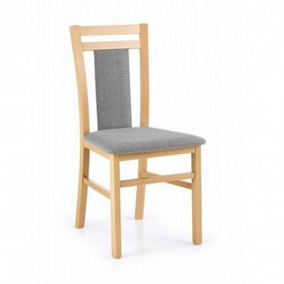 HUBERT8 krzesło dąb miodowy...
