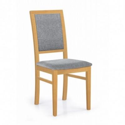 SYLWEK1 krzesło dąb miodowy...