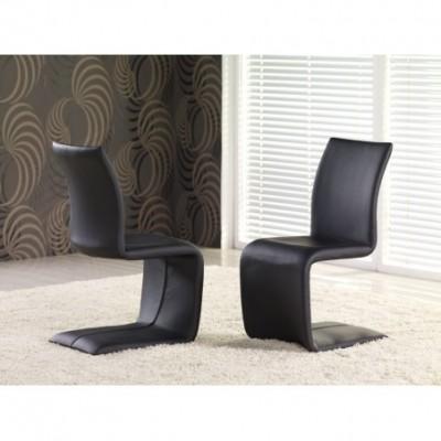 FLAVIO czarny krzesło...