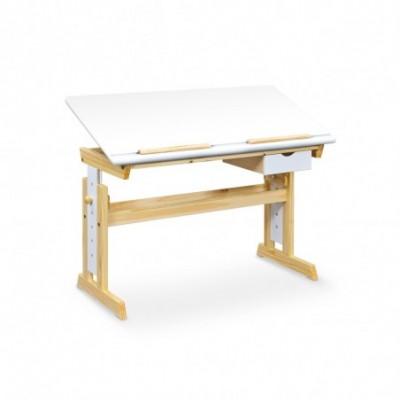 ANAS biurko biały-sosna...
