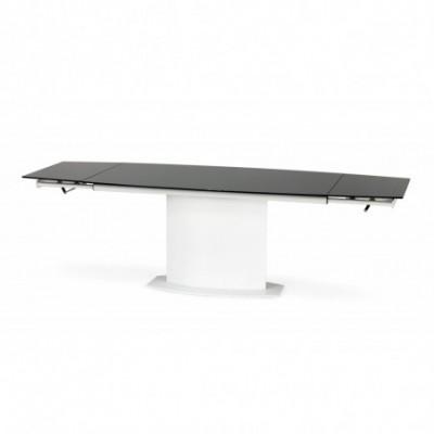 ANDERSON stół biało-czarny...